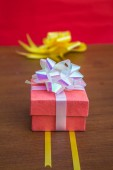 Gift boxes with colorful — Foto de Stock