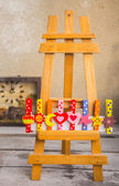 Pin on the cradle  — Stock Photo