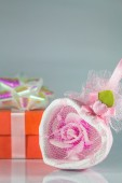 Huwelijksgeschenk — Stockfoto