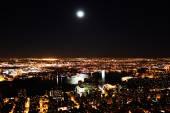 New york la nuit — Photo