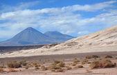 Landscape near San Pedro de Atacama — Photo
