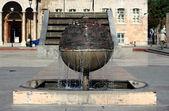 City fountain in Konya, Turkey — 图库照片