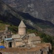 Tatev monastery on south of Armenia — Stock Photo #56917177
