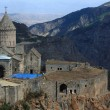 Tatev monastery on south of Armenia — Stock Photo #56917233