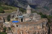 Tatev monastery on south of Armenia — Stock Photo