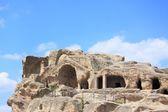Cave ancient pagan city Uplistsihe — Stock Photo