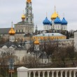 Holy Trinity Sergius Lavra. Sergiev Posad. Moscow region — Stock Photo #57827649