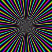Astratto sfondo colorato d'epoca — Foto Stock