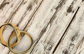 Casamento casamento casamento anel anéis anéis de casamento aliança de casamento — Fotografia Stock