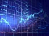 Finance data — Stock Photo