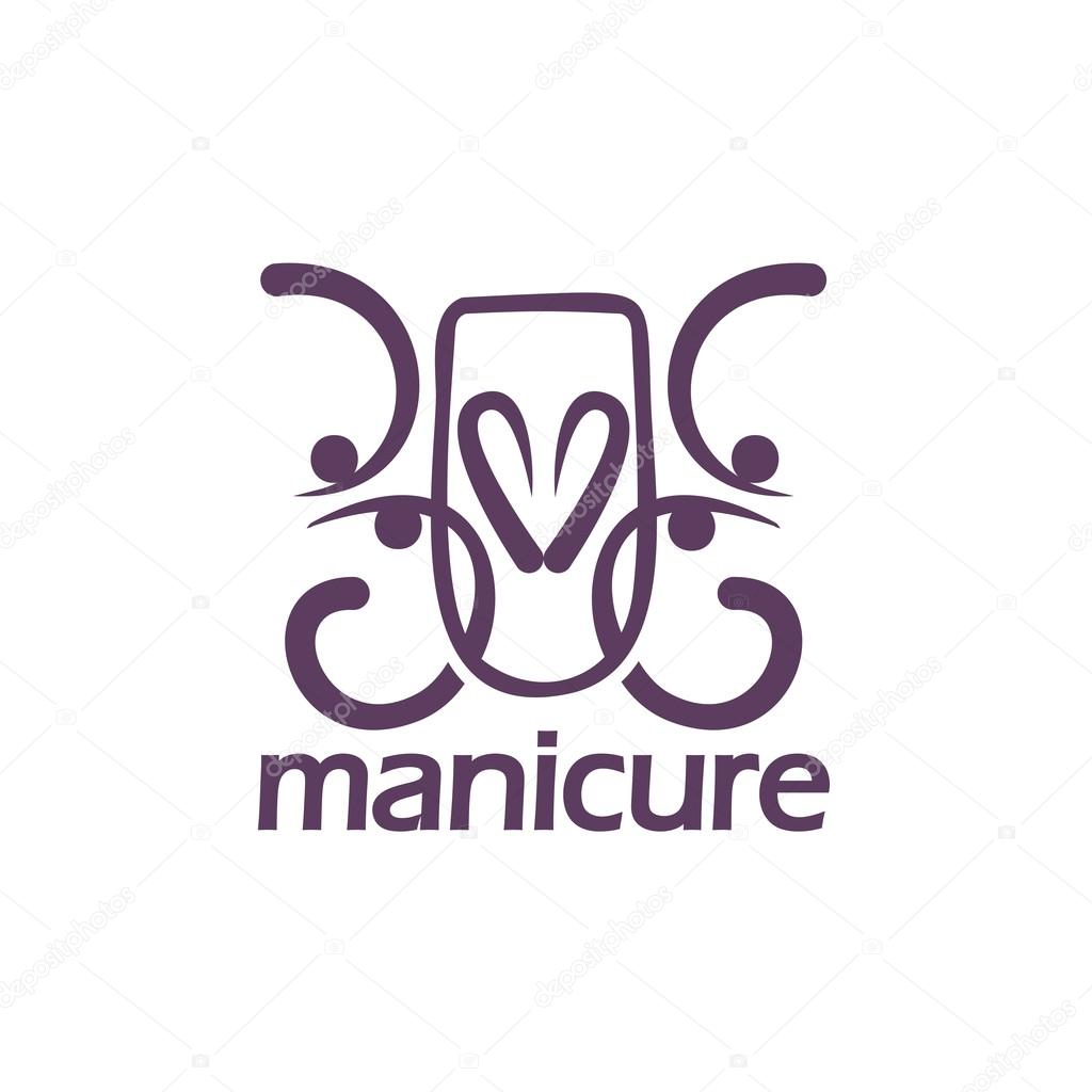 Manicure Logo Vectors Free Download