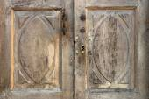 Vecchio armadio — Foto Stock