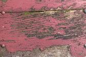 Pink peeling paint — Stock Photo