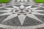Stone mosaic — Stock Photo