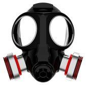The breathing mask — Stok fotoğraf