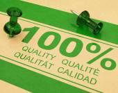 Quality 100 — Photo