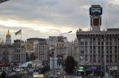 Maydan Kiev Ucrania — Foto de Stock