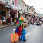 Thalang Road Festival — Stock Photo #62526867