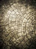 Paving Stone Pattern Elements , texture or background — Stock Photo