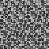 Square mosaic background. — Stock Photo