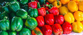 Chili of color — Stok fotoğraf