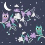 Night Owls — Stock Vector #59293055