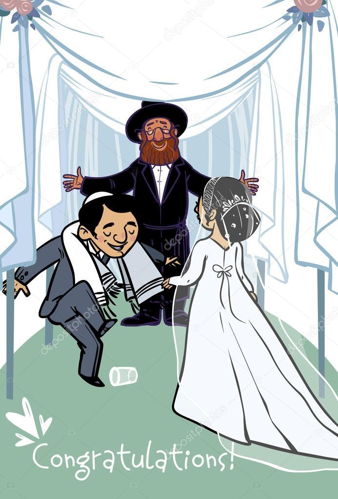 Еврейские свадебные поздравления 88