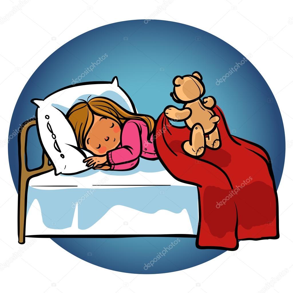 Caartoon Dog Bed