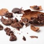 Raw cocoa beans — Stock Photo #56815543