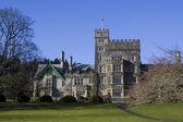Hatley Park Castle — Stock Photo