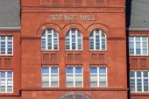Science Hall — Stock Photo