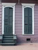 French Quarter House — Stock Photo