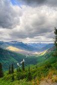 Mountain vista — Stock Photo