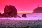 Ruby Beach — Stock Photo