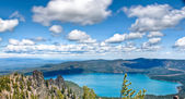 Newberry Caldera — Stock Photo