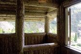 Garden Cabin — Stockfoto