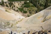 Sulfur Spring — Stock Photo