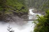 North Fork Falls — Stock Photo