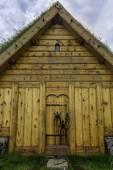 Viking House — Stock Photo