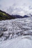Svinafellsjokull Glacier — Stock Photo