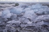 Glacial Ice — Stock Photo