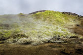 Geothermal Landscape — Stock Photo