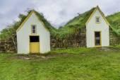 Turf Houses — Stock Photo