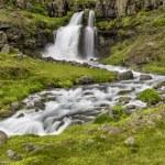 Dynjandi, a Waterfall in Iceland — Stock Photo #69320209