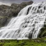 Dynjandi, a Waterfall in Iceland — Stock Photo #69320233