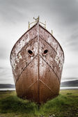Abandoned Ship — Stock Photo