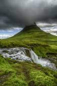 Kirkjufell — Stock Photo