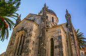 Church of Saint Archangel Michael in Herceg Novi, Montenegro — ストック写真