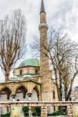 Mosque in Sarajevo,Bosnia and Herzegovina — Foto de Stock