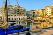 Porto Montenegro Tivat, Montenegro — Stock Photo